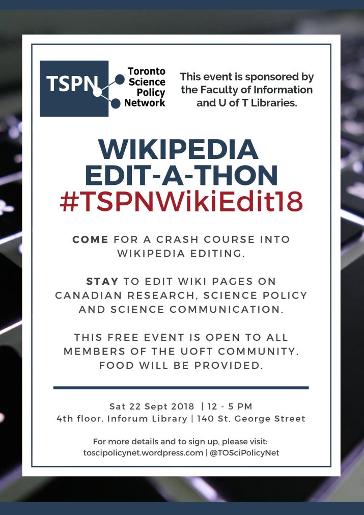 #TSPNWikiEdit18 Poster